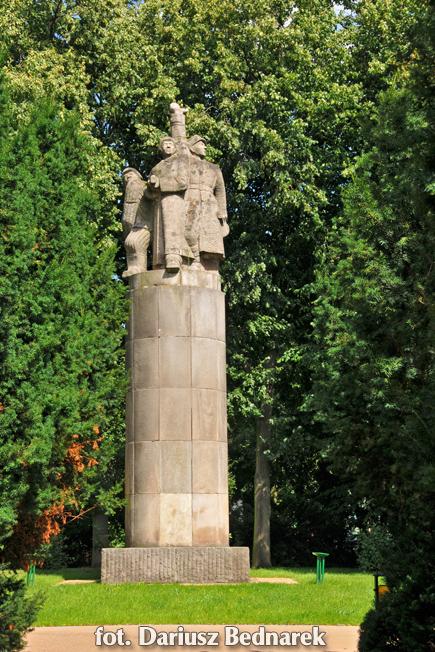 Pomnik Wdzięczności Armii Radzieckiej i Braterstwa Broni w Inowrocławiu
